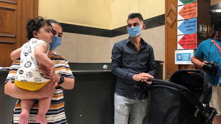 Affaire Mawda: la famille demande une inculpation pour meurtre
