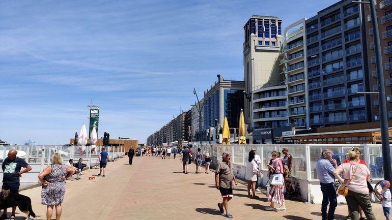 Coronavirus en Belgique: le week-end de Pentecôte à la côte dans le calme et sans ombrages