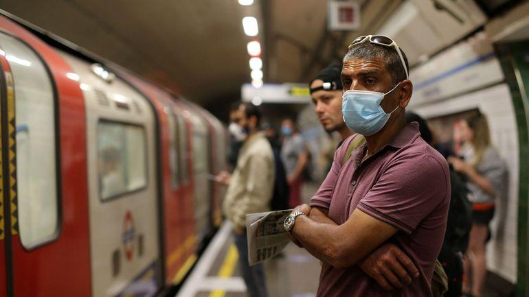 Coronavirus au Royaume-Uni: 113 décès supplémentaires rapportés en 24h