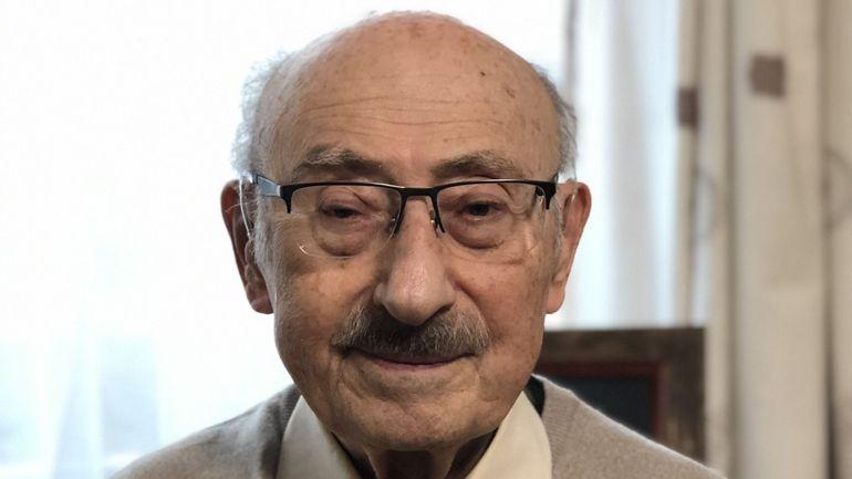 Auschwitz: le témoignage bouleversant d'Henri Kichka, un des derniers survivants