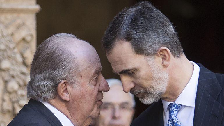 """Exil de Juan Carlos: """"Il préserve la monarchie en faisant un pied de nez à l'Espagne!"""""""