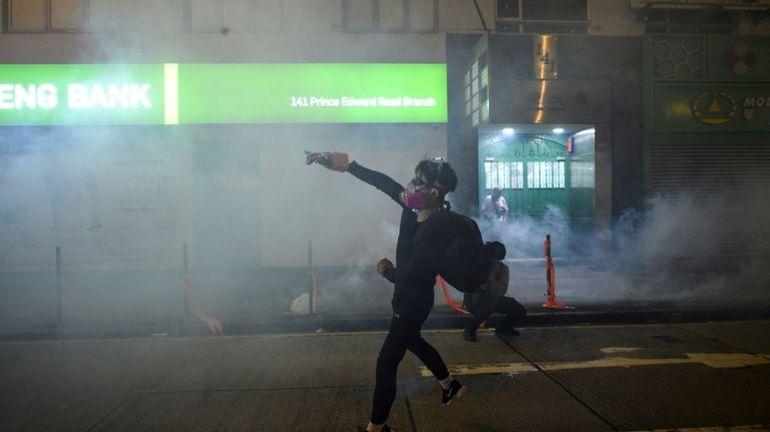 Google retire un jeu vidéo qui permettait de se mettre dans la peau d'un manifestant à Hong Kong