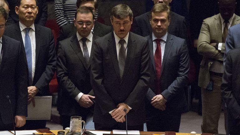 Veto annoncé de Moscou aux sanctions contre Damas pour utilisation d'armes chimiques
