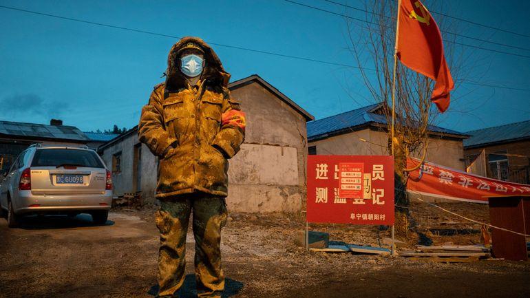 La Chine redoute une deuxième vague de coronavirus: Harbin entre en quarantaine