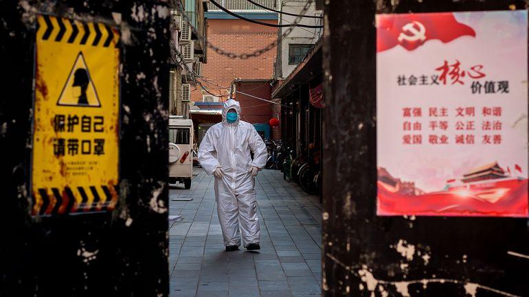 "Coronavirus: ""la Chine trompe la communauté internationale"" selon Thierry Kellner"