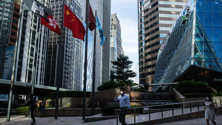 Hong Kong: flambée des cas de coronavirus, l'arrivée d'équipages de la marine marchande pointée du doigt