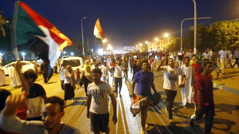 Crise au Soudan: accord entre les généraux et la contestation sur l'instance de transition