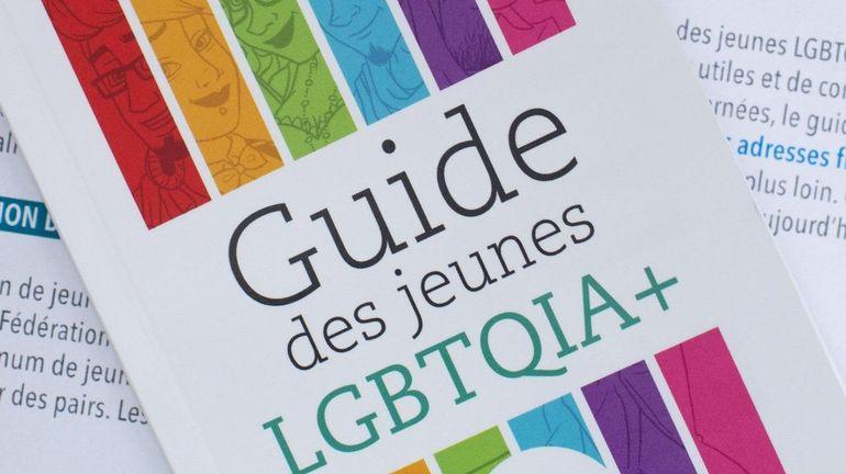 Le nouveau guide des jeunes LGBT+lancé en Fédération Wallonie-Bruxelles
