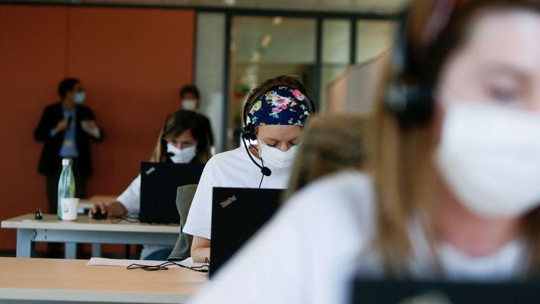 Coronavirus en Belgique: si les infections continuent de diminuer, les décès augmentent légèrement ce 27 mai