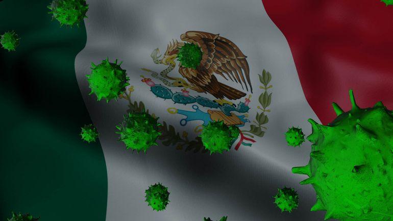 Coronavirus: le Mexique devient le troisième pays le plus endeuillé, devant le Royaume-Uni