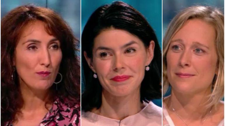 Trois femmes, trois visages des nouveaux gouvernements