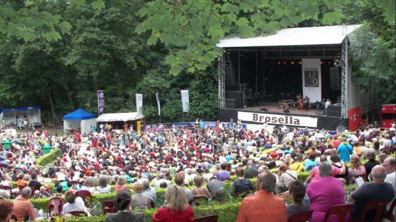 Coronavirus: la 44e édition du festival de musique Brosella à Bruxelles est annulée