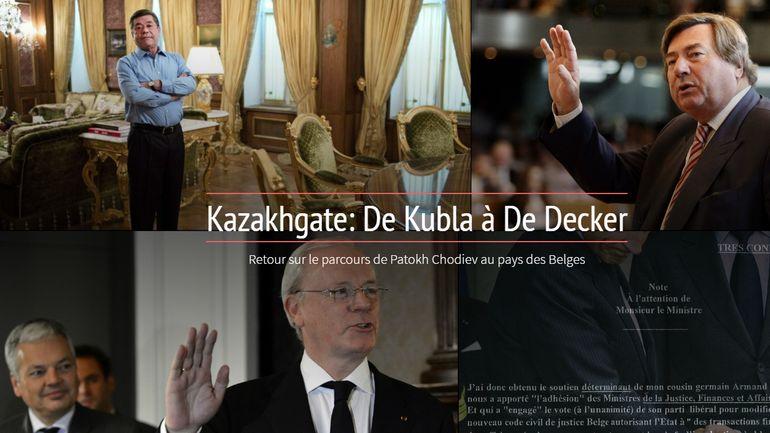 Kazakhgate: de Kubla à De Decker, en passant par Sarkozy, l'affaire Chodiev en 12 dates