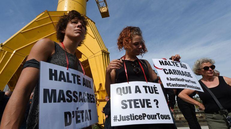 Hommage à Steve à Nantes: un samedi à risque où les gilets jaunes ne sont pas les bienvenus