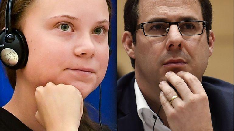 """""""Greta mériterait une fessée"""": un tweet du """"Rassemblement National"""" liké de partout&. jusqu'au MR"""