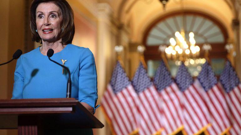 Coronavirus aux Etats-Unis: les démocrates et Trump trouvent un accord pour soutenir l'économie