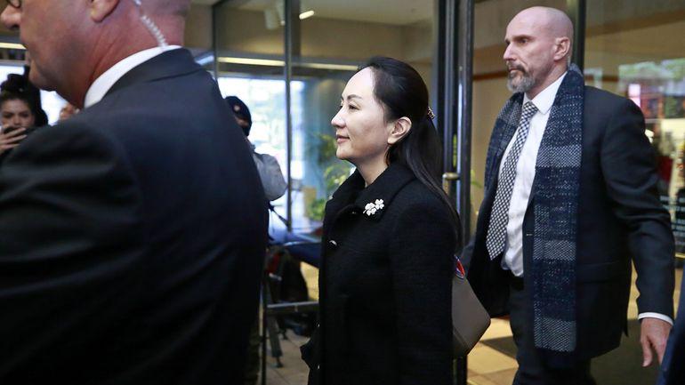 Soupçon d'espionnage de Huawei aux Etats-Unis: la décision d'extradition de la justice canadienne mise en délibéré