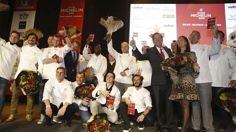 Guide Michelin: la Belgique a trois nouveaux restaurants deux étoiles