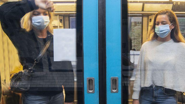 Coronavirus: quels sont les risques de contamination dans les trains?