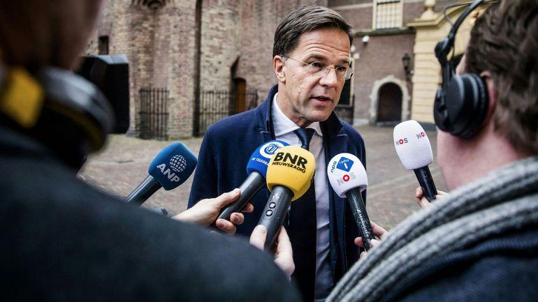Pays-Bas: le Premier ministre perd sa majorité au sénat, forte poussée des populistes
