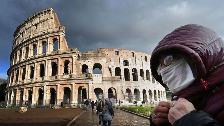 Coronavirus: l'Italie, pays le plus touchés d'Europe, passe la barre des 200 morts et compte près de6000 cas
