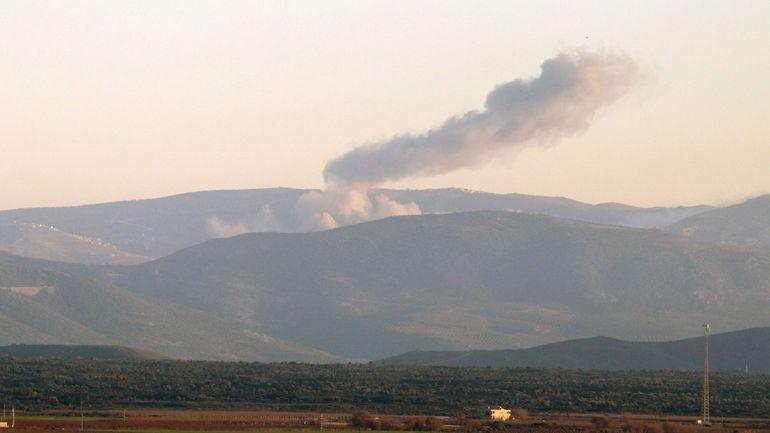 Syrie: plus de 50 combattants kurdes et rebelles pro-turcs tués dans l'offensive turque