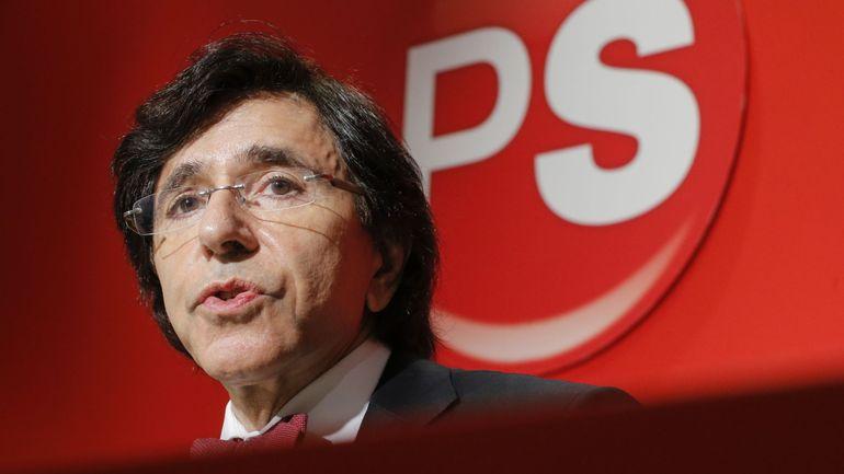 """Le PS fustige les """"choix politiques antisociaux"""" du gouvernement Michel"""