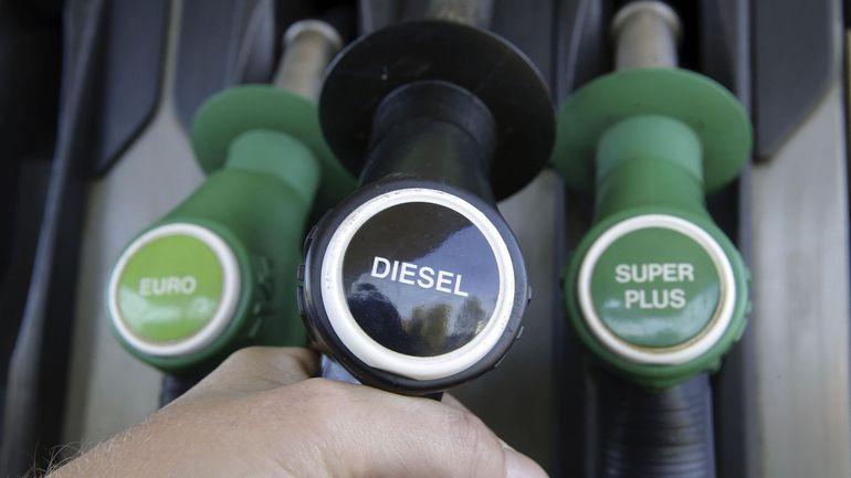Baisse du prix du diesel ce vendredi: retour vers le tarif le plus bas de 2019