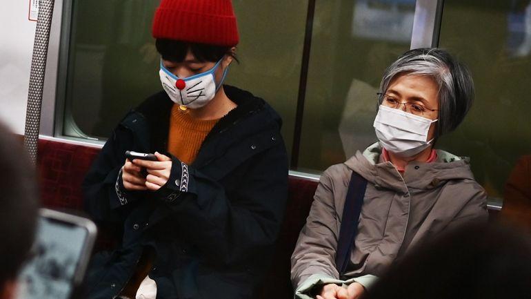 Coronavirus: la Chine annonce 508 nouveaux cas dont 71 décès; la Corée du Sud annonce 60 nouveaux cas