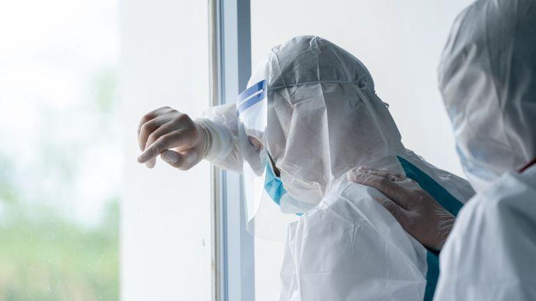 Coronavirus en Belgique: plus de 50% d'excès de mortalité entre la mi-mars et début mai (infographies)