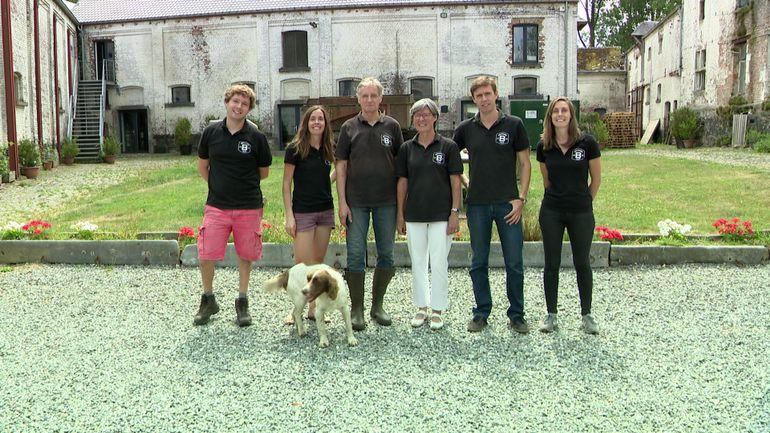 La brasserie Bertinchamps à Gembloux : une grande affaire de famille