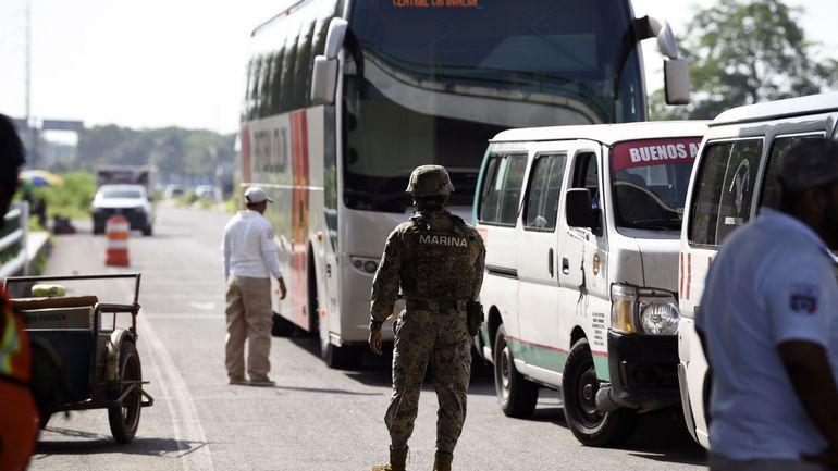 Asile et migration: le Mexique n'arrêtera pas les migrants traversant la frontière avec les États-Unis