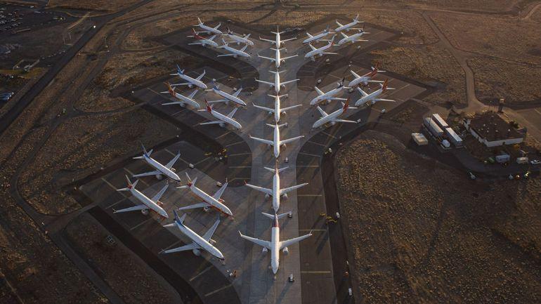 Boeing 737 MAX : les ingénieurs ont découvert un nouveau problème logiciel, selon la FAA