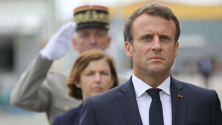 Emmanuel Macron: bilan d'une année chahutée