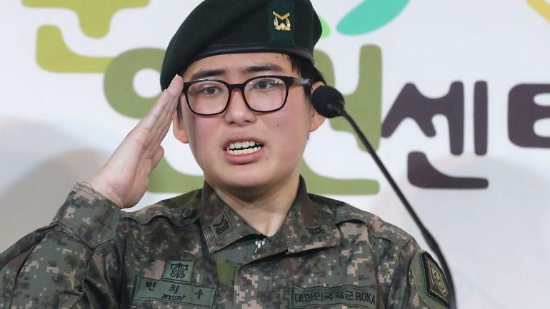 """Un militaire devenu femme implore l'armée sud-coréenne : """"Ne me limogez pas !"""""""