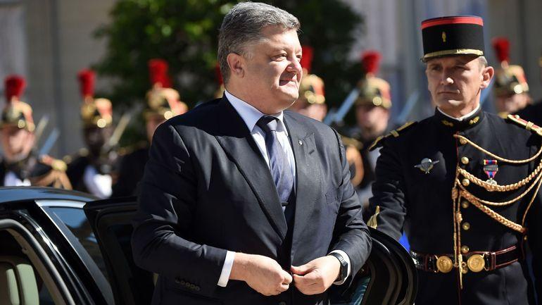 Ukraine: le président Porochenko va fermer l'usine qu'il possède en Russie