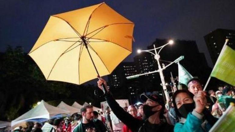 Hong Kong: le feu d'artifice du Nouvel An chinois le 26janvier annulé