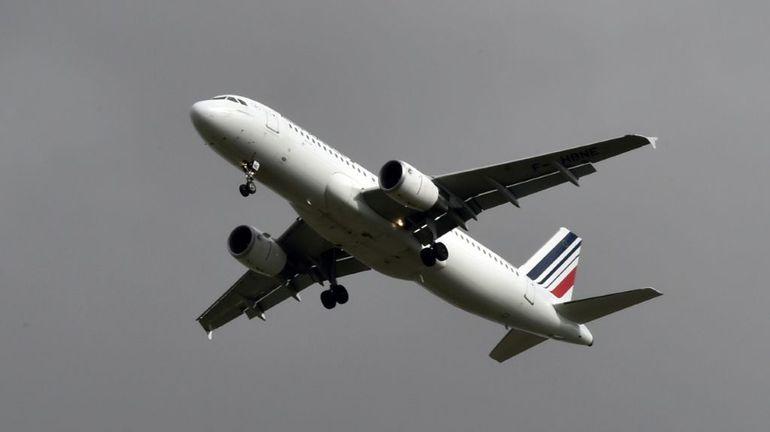 Air France annule ses vols vers la Guyane dimanche et lundi