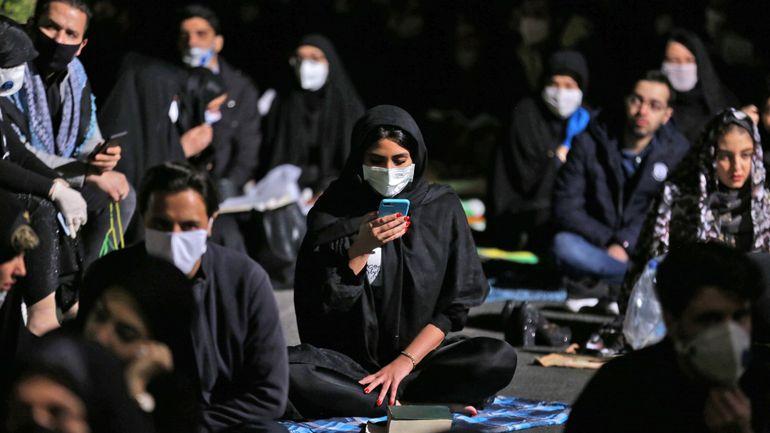 Coronavirus en Iran: 2102 nouveaux cas enregistrés, la plus forte hausse en un mois