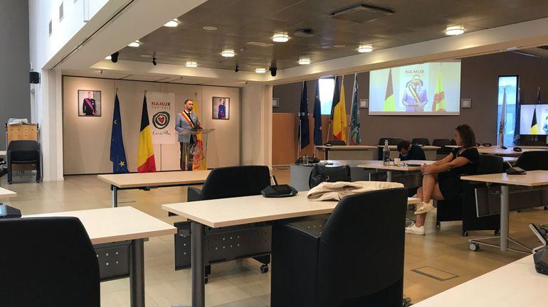 Maxime Prévot prononce seul son discours des fêtes de Wallonie sur les réseaux sociaux