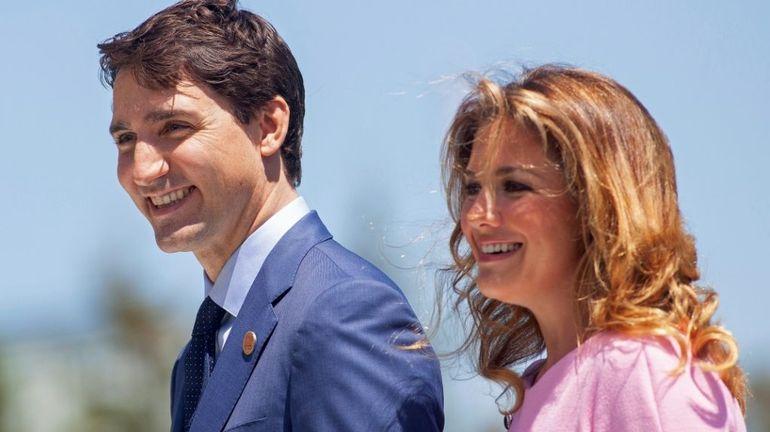 Canada: l'épouse de Justin Trudeau contaminée par le coronavirus, le Premier ministre à l'isolement