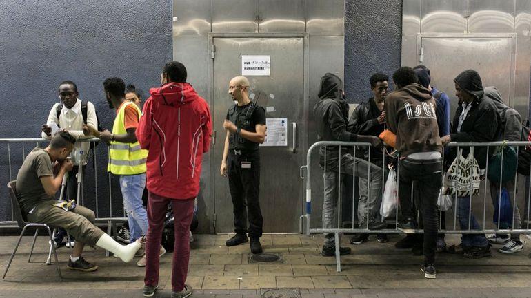 La grande désillusion des migrants qui arrivent en Europe documentée par MSF