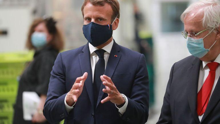 Coronavirus en France: face à la crise, Macron annonce un plan à plus de 8milliards d'euros pour l'automobile