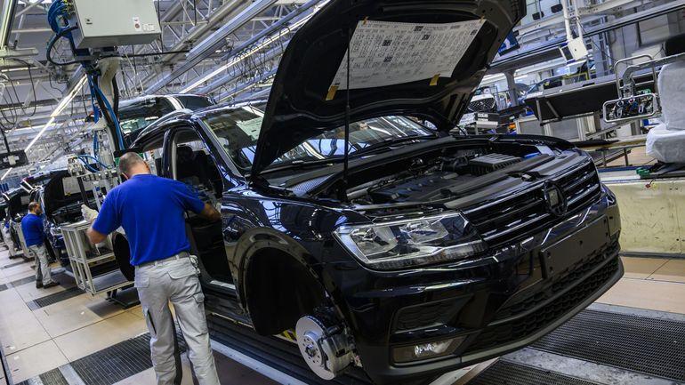 Volkswagen finit l'année 2019 sur des chapeaux de roue