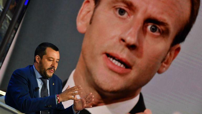 """Emmanuel Macron: son """"Europe plus unie"""" prend un coup"""