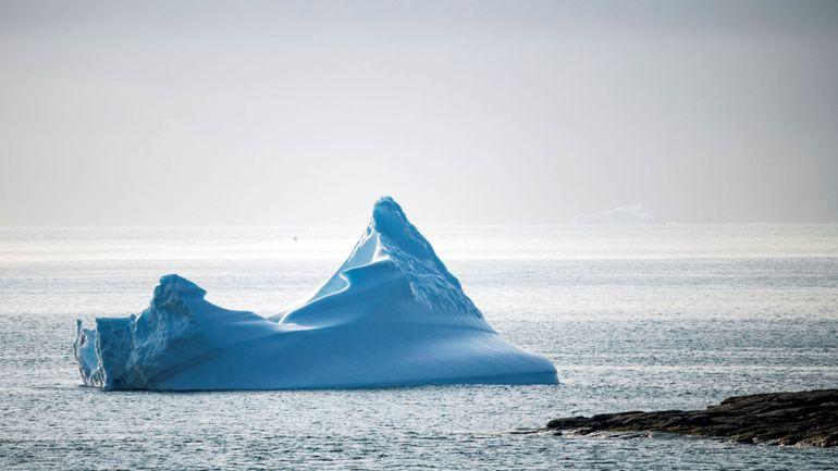 Climat : le Groenland veut exporter ses eaux de fonte