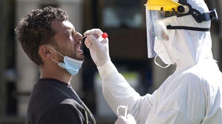 Coronavirus en Italie : une étude officielle montre que six fois plus d'Italiens ont été touchés