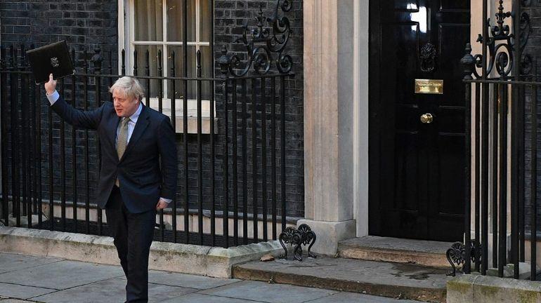 Royaume-Uni: Boris Johnson met son équipe en marche en vue du Brexit