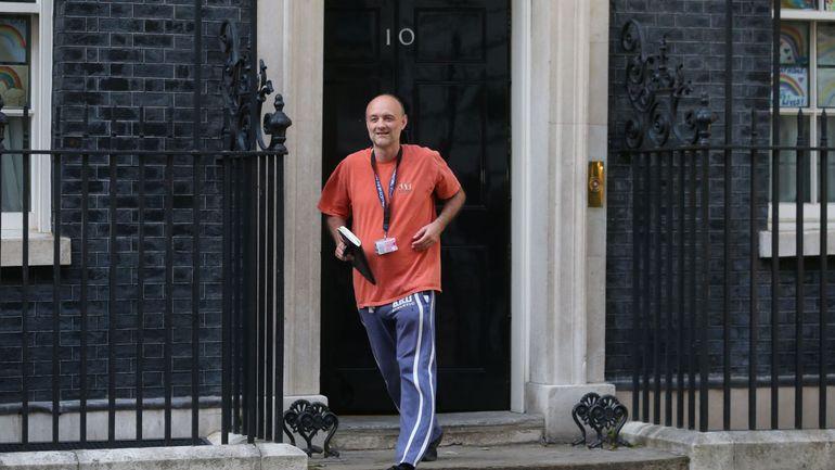 Coronavirus au Royaume-Uni: malgré la polémique, Boris Johnson maintient son conseiller spécial