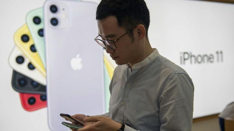 Affaire des iPhones ralentis: Apple accepte de payer jusqu'à 500 millions de dollars